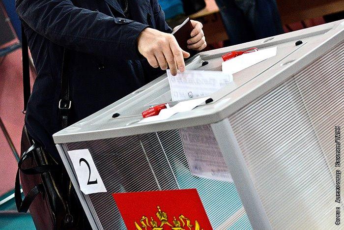 Голосование на выборах в Госдуму пройдет в течение трех дней