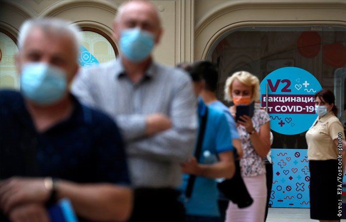 776383 Первый компонент вакцины от COVID-19 получили 3 млн москвичей