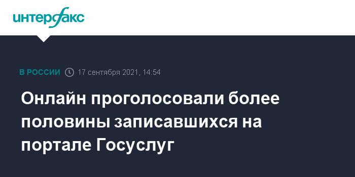 Явка на выборах в Госдуму по Псковской области превысила 40%