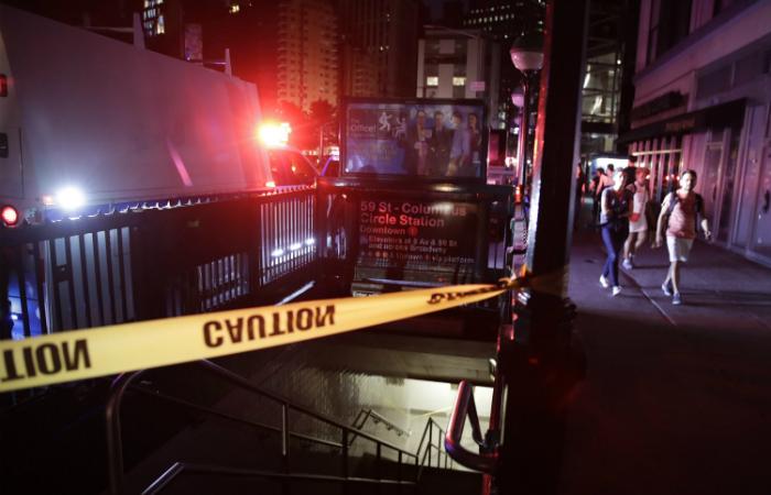 Электроснабжение в Нью-Йорке полностью восстановлено