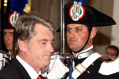 Ющенко назвал дату внеочередных выборов в Верховную Раду