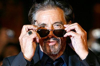 Аль Пачино получил награду Римского кинофестиваля