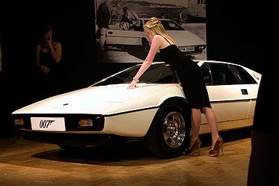 Автомобиль Бонда на торгах аукционного дома Bonhams