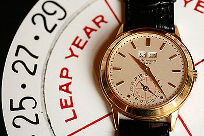 Часы Patek Philippe (лот. 3448) на аукционе Sotheby's