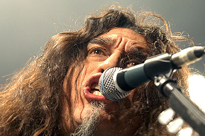 Концерт группы Slayer