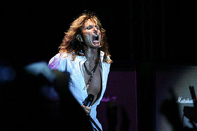 В Москве пройдет концерт группы Whitesnake
