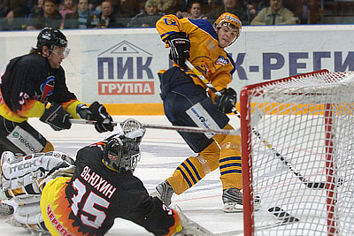 Чемпионат России по хоккею