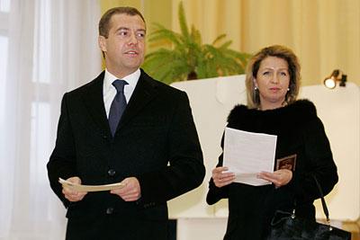 Выборы президента России проходят в Москве