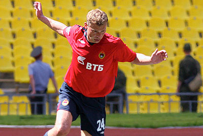 Алексей Березуцкий будет капитаном сборной России в матче с румынами
