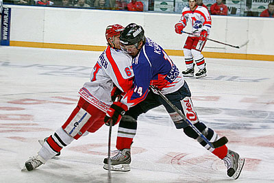 Плей-офф чемпионата России по хоккею
