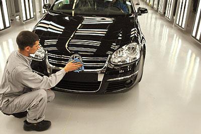 Volkswagen калужской сборки будет стоить дешевле