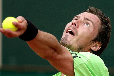 Cафин вышел во второй круг турнира ATP Masters