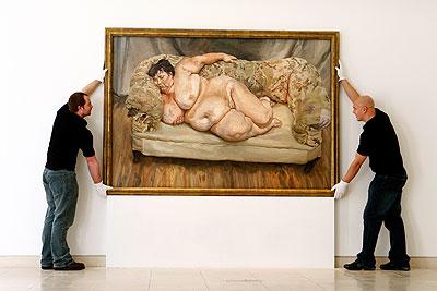 Самая дорогая картина ныне живущего художника ушла с молотка