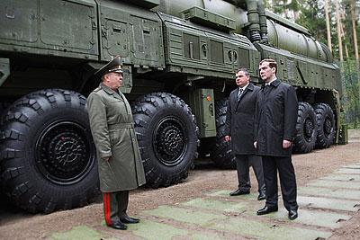 Рабочий визит президента России в Ивановскую область