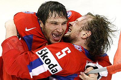 Сборная России завоевала звание сильнейшей команды планеты