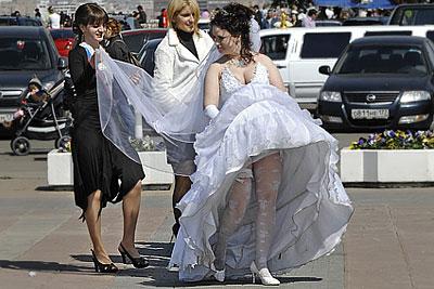 Свадебные гуляния на Красную горку