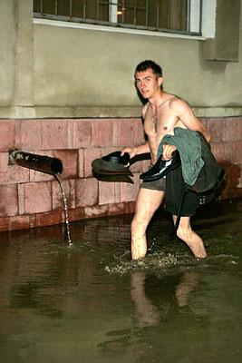 Наводнение в Невинномыске