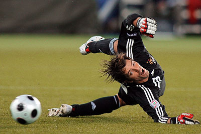 Чемпионат Европы по футболу: Франция - Италия - 0:2