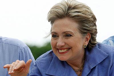 Хиллари Клинтон выиграла праймериз в Пуэрто-Рико