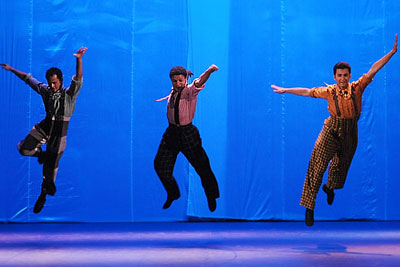 """Концерт балетной труппы """"New Jersey Ballet"""" прошел в Москве"""