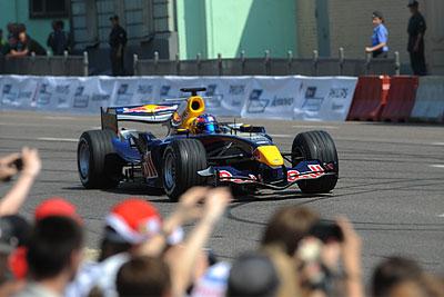 """Показательные заезды гонки """"Формула-1"""""""