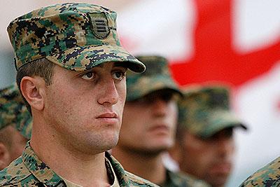 """Международные военные учения """"Immediate Response - 2008"""""""