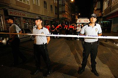 Теракты в Стамбуле