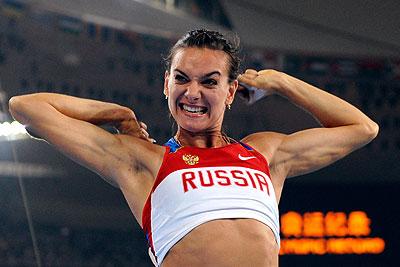 ...с развитием олимпийского движения, мне близка и... В Волгоградской...