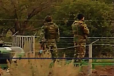 Штаб миротворцев в Цхинвали лишился радиосвязи