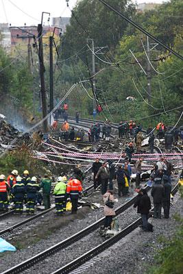 Одна из самых крупных за последние годы авиакатастроф произошла в Перми