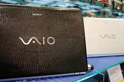 Sony отзывает 440 тыс. ноутбуков Vaio