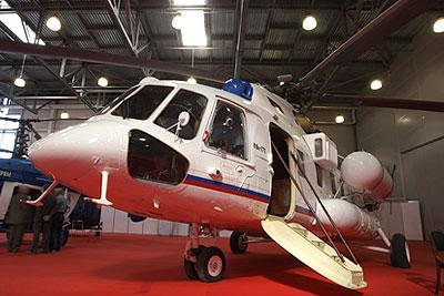Международная выставка вертолетной индустрии HeliRussia 2009