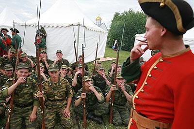 Мероприятия, посвященные 300-летию со дня Полтавской битвы