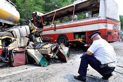 Автокатастрофа в Ростовской области