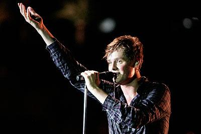 Британская группа Keane выступит в Москве