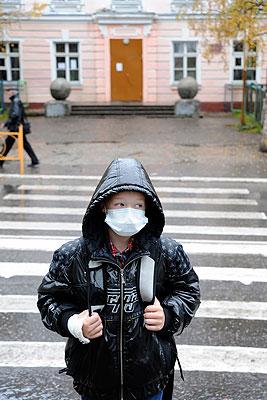 Школа в Мурманской области закрыта на карантин