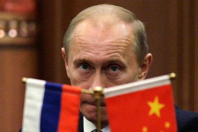 Рабочий визит премьер-министра РФ в Китай