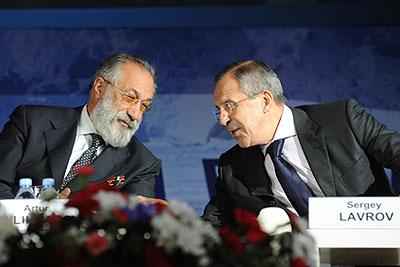 Первый Мурманский международный экономический форум