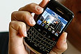 Research In Motion представила смартфон BlackBerry Bold 9700