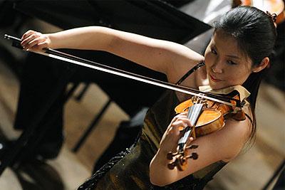 Концерт, посвященный дню рождения Николо Паганини