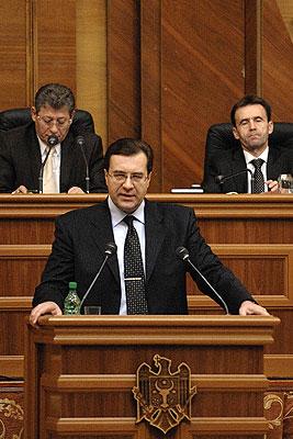 Парламенту Молдавии не удалось избрать главу государства