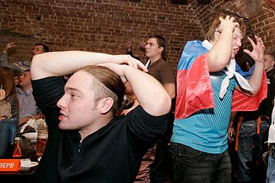 Сборная России по футболу не поедет на ЧМ-2010