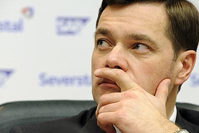 Пресс-конференция Лео Апотекера и Алексея Мордашова