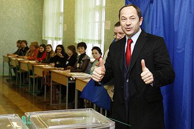 Выборы президенты Украины
