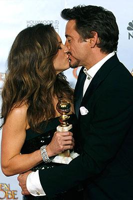 В Беверли-Хиллз прошла церемония вручения Golden Globe Awards