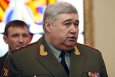 Назначен командующий войсками Северо-Кавказского ВО
