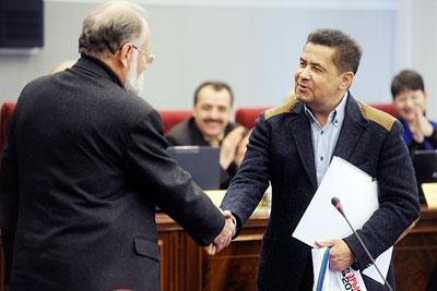 Н.Расторгуев стал депутатом Госдумы