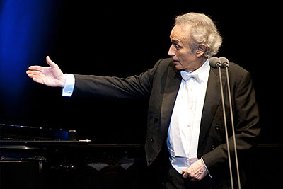 Концерт испанского тенора Хосе Каррераса