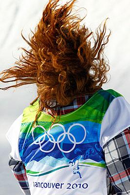 Смешные и грустные лица Олимпиады