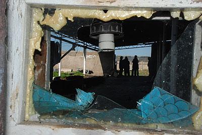 В результате беспорядков в селе Маевка погибли три человека